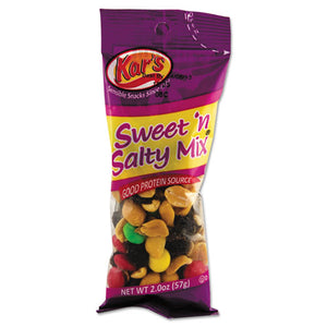 ESAVTSN08387 - Nuts Caddy, Sweet 'n Salty Mix, 2oz Packets, 24-box