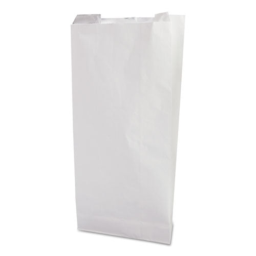 ESBGC300405 - Grease-Resistant Sandwich Bags, 6 X 3-4 X 6 1-2, White, 2000-carton