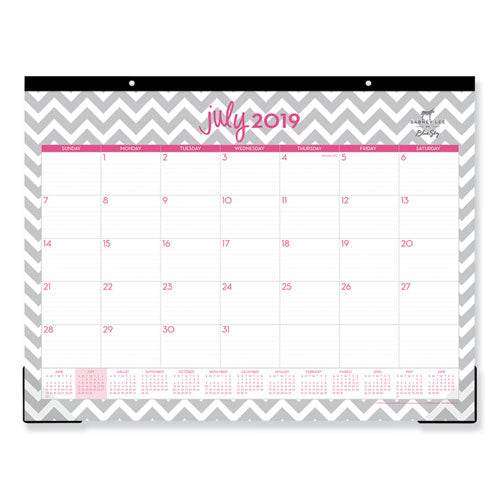 Blue Sky™ Dabney Lee Ollie Academic Year Desk Pad