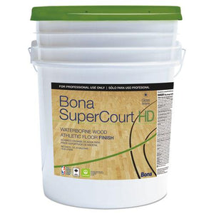 ESBNAWT762055008 - Supercourt Hd Floor Finish, 5 Gal
