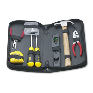 ESBOS92680 - General Repair 8 Piece Tool Kit In Water-Resistant Black Zippered Case