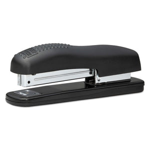 ESBOSB2200BK - Ergonomic Desktop Stapler, 20-Sheet Capacity, Black