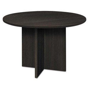 ESBSXBLC48DESES - Bl Laminate Series Round Conference Table, 48 Dia. X 29 1-2h, Espresso
