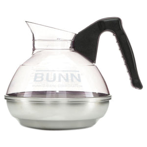 ESBUN6100 - 64 Oz. Easy Pour Decanter, Black Handle