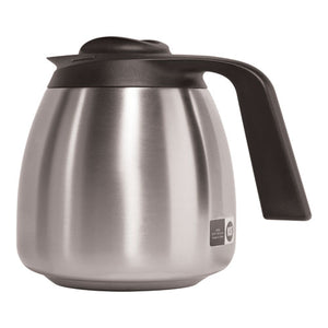 ESBUNTHERMBLK - 1.9 Liter Thermal Carafe, Stainless Steel-black