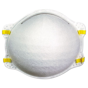 ESBWK00018 - N95 DISPOSABLE PARTICULATE RESPIRATOR, 12-CARTON