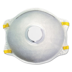 ESBWK00019 - N95 DISPOSABLE RESPIRATOR WITH VALVE, 12-CARTON