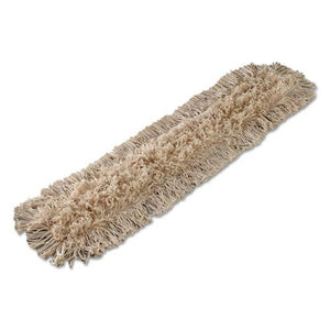 ESBWK1036 - Mop Head, Dust, Cotton, 36 X 3, White