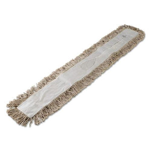 ESBWK1048 - Mop Head, Dust, Cotton, 48 X 3, White