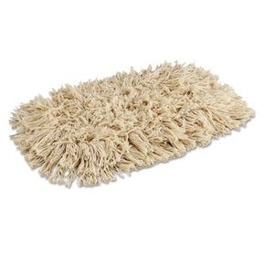 ESBWK1312 - Mop Head, Dust, Cotton, 12 X 5, White
