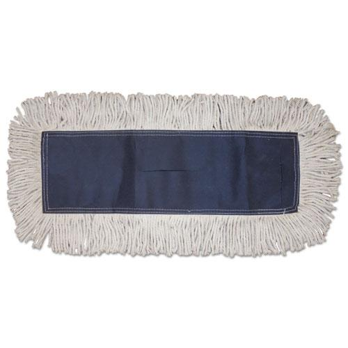ESBWK1660CT - Disposable Dust Mop Head, Cotton, Cut-End, 60w X 5d