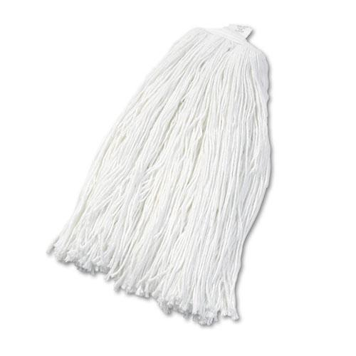 ESBWK2032RCT - Cut-End Wet Mop Head, Rayon, No. 32, White, 12-carton