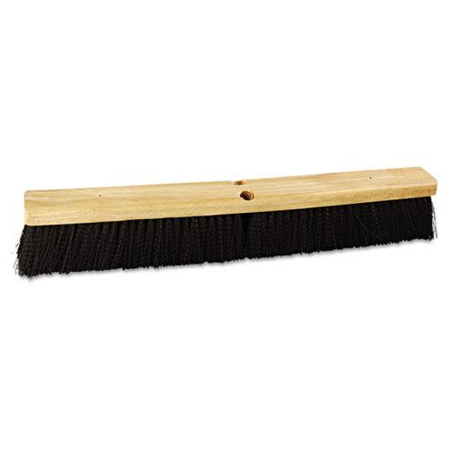 "ESBWK20624 - Floor Brush Head, 24"" Wide, Polypropylene Bristles"