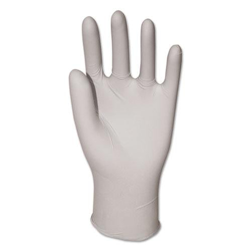 ESBWK310XLCT - Powder-Free Synthetic Examination Vinyl Gloves, X-Large, Cream, 5 Mil, 1000-ctn
