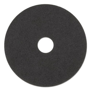 "ESBWK4012BLA - STRIPPING FLOOR PADS, 12"" DIAMETER, BLACK, 5-CARTON"