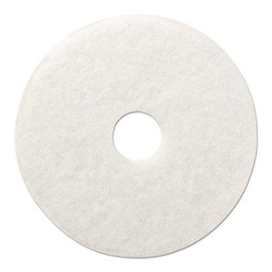 "ESBWK4020WHI - POLISHING FLOOR PADS, 20"" DIAMETER, WHITE, 5-CARTON"