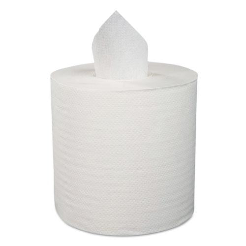 "ESBWK410318 - Center-Pull Roll Towels, 1-Ply, 12""w, 1000-roll, 4-carton"