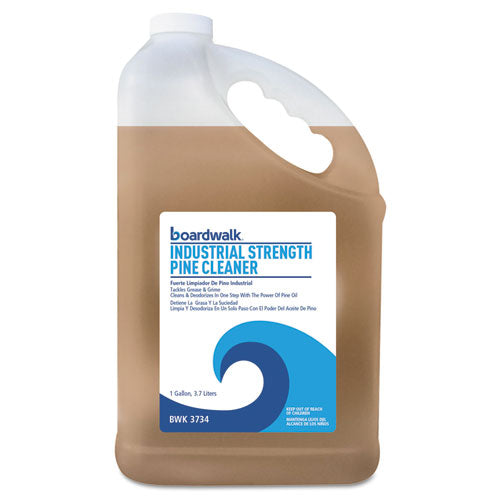 ESBWK4734 - Industrial Strength Pine Cleaner, 1 Gallon Bottle, 4-carton