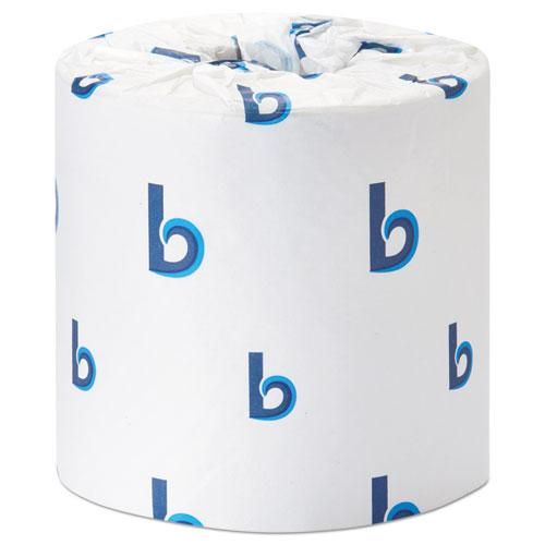 ESBWK6148 - Office Packs Standard Bathroom Tissue, 2-Ply, White, 350 Sheets-rl, 48 Rolls-ct