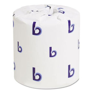 ESBWK6180 - Two-Ply Toilet Tissue, White, 4 1-2 X 3 Sheet, 500 Sheets-roll, 96 Rolls-carton