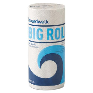 "ESBWK6271 - Office Packs Perforated Paper Towel Rolls, 2-Ply,white, 9"" X 11"", 210-roll,12-ct"