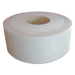 ESBWKJRT1000 - JUMBO ROLL TISSUE, 2-PLY, NATURAL, 1000 FT, 12 ROLL-CT