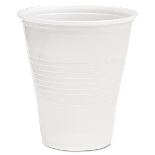 ESBWKTRANSCUP12CT - TRANSLUCENT PLASTIC COLD CUPS, 12OZ, POLYPROPYLENE,1000-CARTON