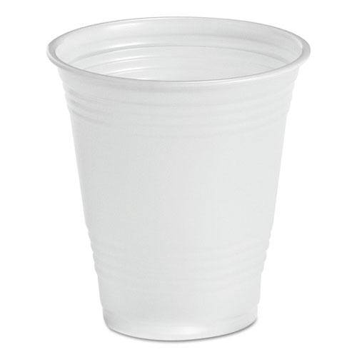 ESBWKTRANSCUP14CT - TRANSLUCENT PLASTIC COLD CUPS, 14OZ, POLYPROPYLENE, 50-BAG, 20 BAGS-CARTON