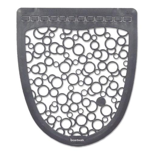 ESBWKUMGW - Urinal Mat 2.0, Rubber, 17 1-2 X 20, Gray-white, 6-carton