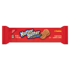 ESCDB03745 - Nutter Butter Cookies, 3 Oz Bag, 48-carton