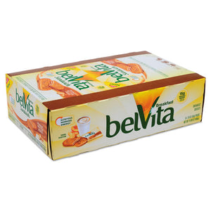 ESCDB04068 - Belvita Breakfast Biscuits, Peanut Butter Sandwich, 1.76 Oz Pack, 8-box
