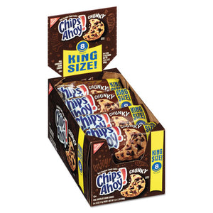 ESCDB05085 - Chips Ahoy Chocolate Chip Cookies, King Size, 4.15 Oz Pack, 8-box