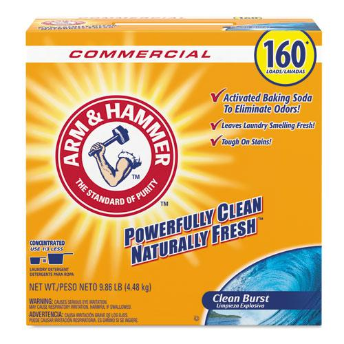 ESCDC3320000109 - POWDER LAUNDRY DETERGENT, CLEAN BURST, 9.86 LB, BOX, 3-CARTON