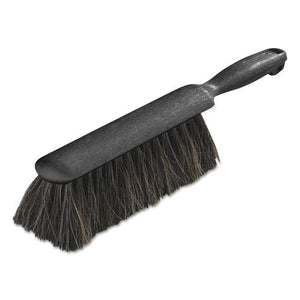 "ESCFS3622503 - Counter-radiator Brush, Horsehair Blend, 8"" Brush, 5"" Handle, Black"