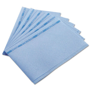 ESCHI8253 - Food Service Towels, 13 X 21, Blue, 150-carton