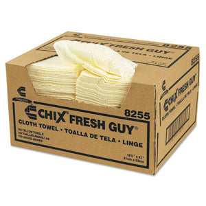 ESCHI8255 - Fresh Guy Towels, 13 1-2 X 13 1-2, Yellow, 150-carton