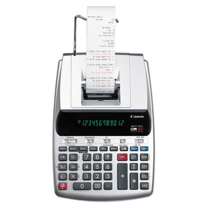 ESCNM2198C001 - MP11DX-2 PRINTING CALCULATOR, BLACK-RED PRINT, 3.7 LINES-SEC