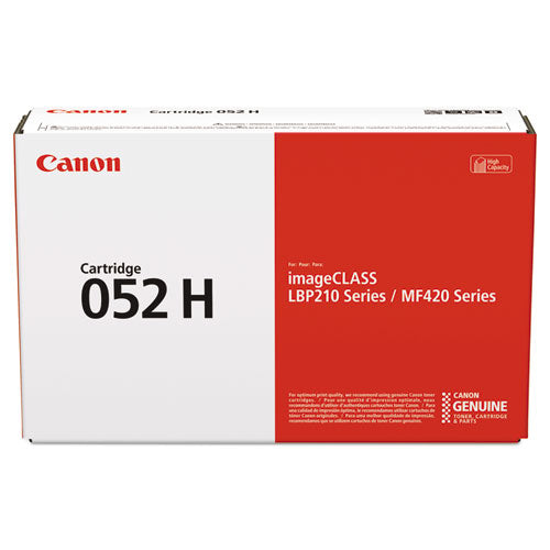 ESCNM2200C001 - 2200C001 (052H) HIGH-YIELD TONER, 9200 PAGE-YIELD, BLACK