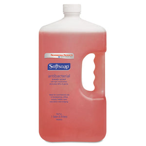 ESCPC01903EA - Antibacterial Liquid Hand Soap Refill, Crisp Clean, Pink, 1gal Bottle