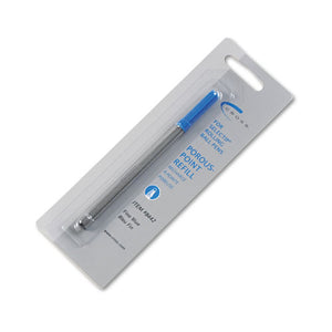 ESCRO8442 - Refill For Selectip Porous Point Pens, Fine, Blue Ink