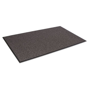 ESCWNCS0023BR - Cross-Over Indoor-outdoor Wiper-scraper Mat, Olefin-poly, 24 X 36, Brown
