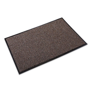 ESCWNCS0035BR - Cross-Over Indoor-outdoor Wiper-scraper Mat, Olefin-poly, 36 X 60, Brown