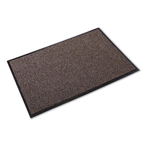 ESCWNCS0046BR - Cross-Over Indoor-outdoor Wiper-scraper Mat, Olefin-poly, 48 X 72, Brown