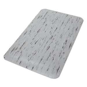 ESCWNCU2436SF - Cushion-Step Surface Mat, 24 X 36, Spiffy Vinyl, Gray