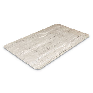 ESCWNCU3672GY - Cushion-Step Surface Mat, 36 X 72, Marbleized Rubber, Gray