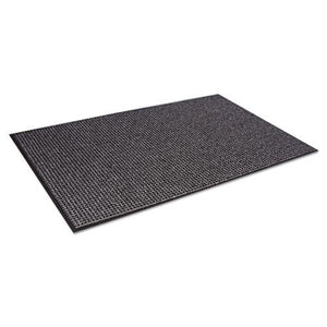 ESCWNOXH046GY - Oxford Wiper Mat, 48 X 72, Black-gray