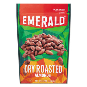 ESDFD33664 - Dry Roasted Almonds, 5 Oz Pack, 6-carton
