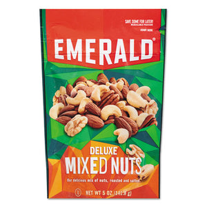 ESDFD53664 - Deluxe Mixed Nuts, 5 Oz Pack, 6-carton