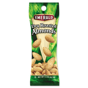 ESDFD84170 - Dry Roasted Almonds, 1.5 Oz. Tube Package, 12-box