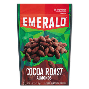 ESDFD86364 - Cocoa Roasted Almonds, 5 Oz Pack, 6-carton
